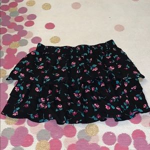 Forever 21, three layer skirt. Soft material.